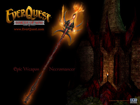EverQuest Omens of War - Everquest & Video Games Background