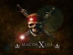 Mac OS X 10.4 Pirate Edition