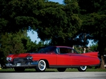 Red Caddy