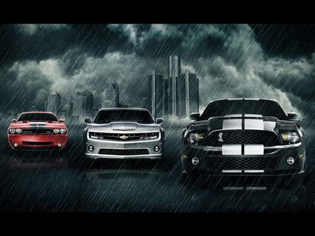 Muscle Cars Other Cars Background Wallpapers On Desktop Nexus