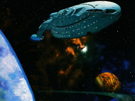 Uss Voyager Military Aircraft Background Wallpapers On