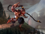 Lee Sin The Blind Monk