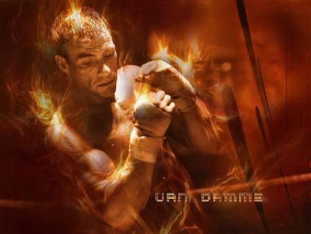 Jean Claude Van Damme Actors People Background