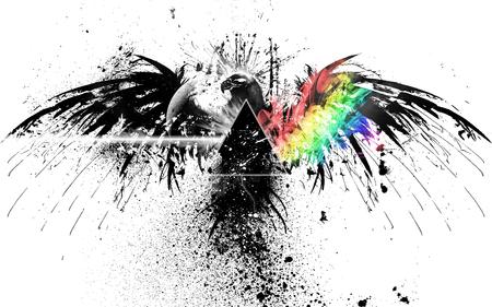 cool eagle wallpaper