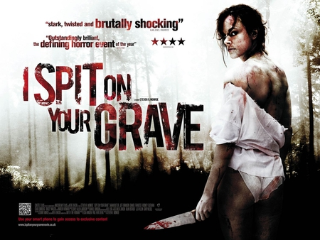 I Spit on Your Grave - i, movie, grave, spit