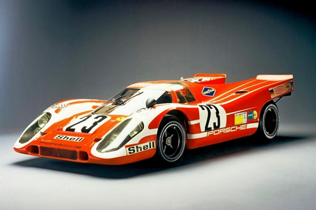 Porsche 917 - hour, race, mans, le, car, porsche, 917, 24