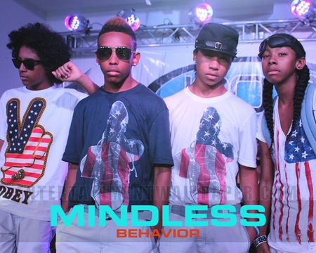 mindless behavior - n