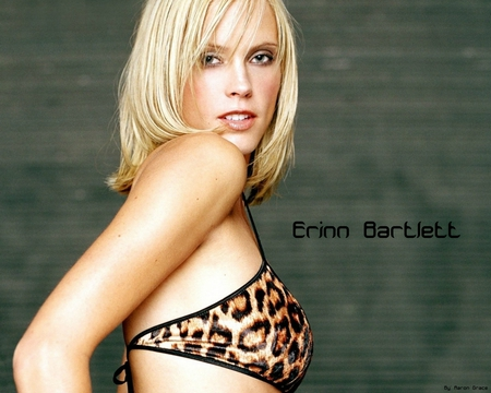 Erinn Bartlett - cute, model, attractive, blonde, beauty, bartlett, erinn