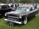 Chevrolet 1955 at the Radium Hot Springs car show 18