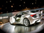 Lexus LF-A Concept Exotic Super Car