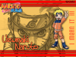 Chibi Naruto Uzumaki I MEAN IT!!!