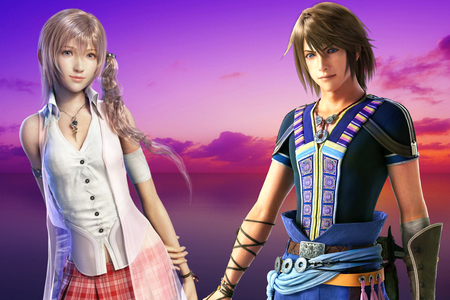Noel and Serah - fantasy, final, noel, serah