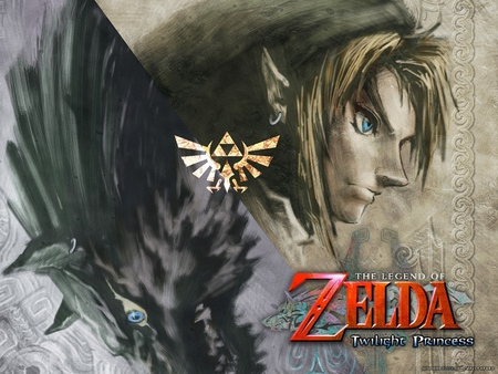 The Legend of Zelda: Twilight Princess - legends, princess, link, zelda
