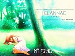 clannad my space