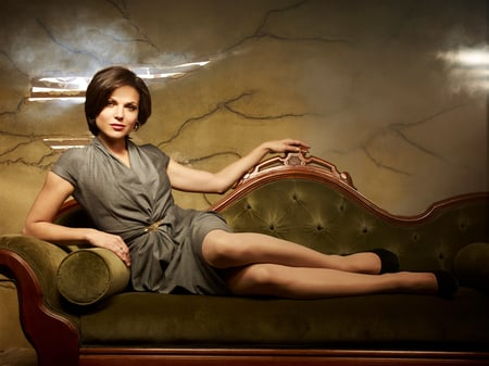 Lana Parrilla - lana, upon, eyes, parrilla, sexy, dress, brown, woman, hair, lady, brunette, heels, a, hot, babe, beautiful, girl, time, pretty, once, hottie