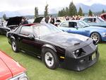 Chevrolet Camaro in Radium Hot Springs car show 43