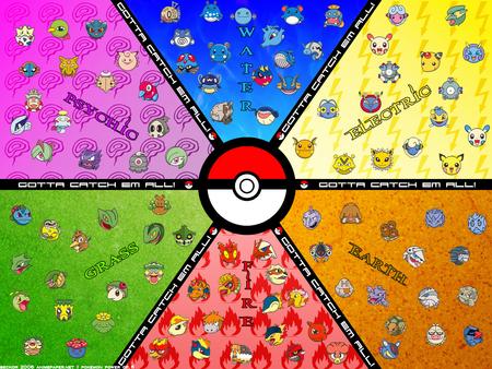 Pokeelements Pokemon Anime Background Wallpapers On Desktop