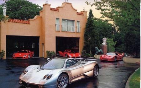 Dream Garage - speed, dream, garage, car