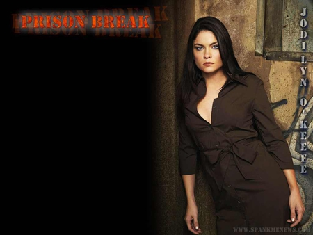 Prison break gretchen morgan