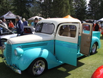 Ford pick up at the Radium Hot Springs car show 67