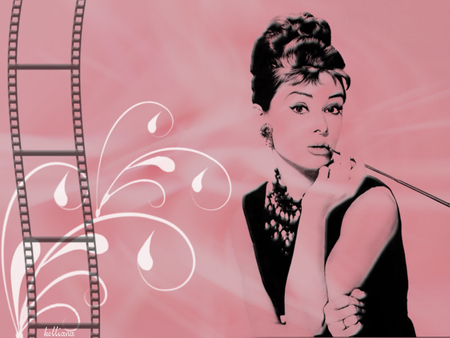 Audrey Hepburn - Other & Abstract Background Wallpapers on ...