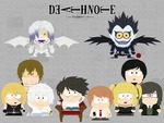 Death Note - South Park Style
