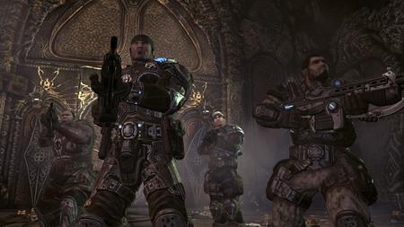 Delta Squad Gears Of War Video Games Background Wallpapers On Desktop Nexus Image 819527