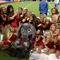 The Crimsonettes and Big Al