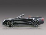 Mercedes Benz SL 2009 Piecha