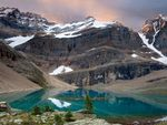 Lake Oesa Yoho National Park British Columbia Canada