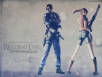 Leon & Claire ~ Operation Raccoon City