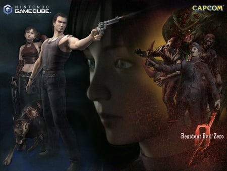 Resident Evil 0 ~ Billy & Rebecca - Resident Evil & Video Games