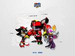 Sonic Heroes:Team Dark