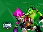 Sonic Heroes: Team Chaotix