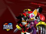 Sonic Heroes: Team Dark