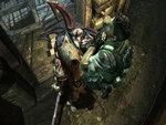 Resident Evil 5 ~ Chris Getting Choked