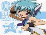 GA Nano-Nano Pudding Character Single Vol.3