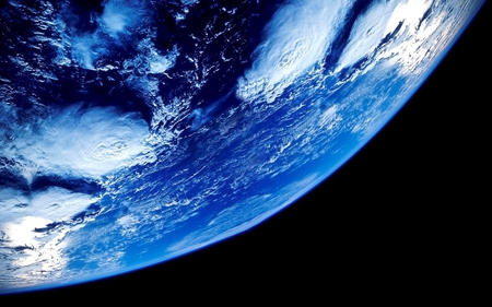 Beautiful Earth - beauty, love, blue, beautiful, earth, space