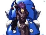 Motoko Kusanagi ~ Ghost in the Shell