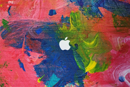 Apple Paint - download, color, rate, havefun