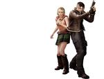 Leon Scott Kennedy and Ashley