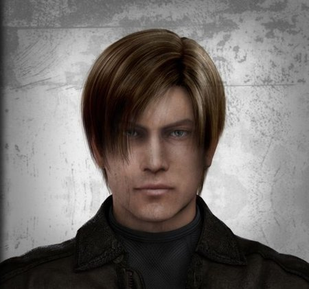 Leon Scott Kennedy Resident Evil Video Games Background
