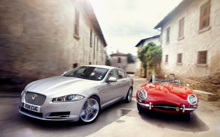 Jaguar Evolution Cars Jaguar Cars Background Wallpapers On