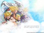 DBZ Goku,Piccolo,Gohan,Vegeta,and Trunks