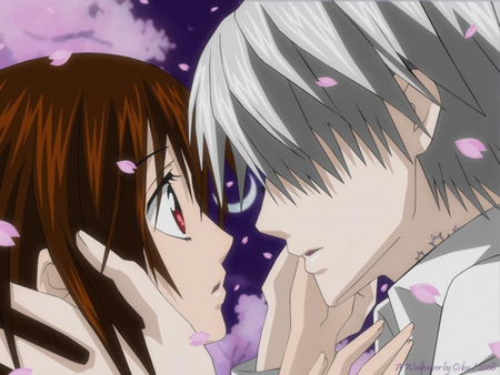 yuki and zero - amazing, lovely, anime, awesome, beautiful, sweet