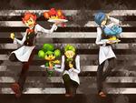 Pokemon Gym Leaders