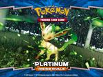 Pokemon Platnium: Rising Rivals