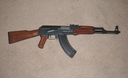 my AK 47 (semi-auto) - 10, 2011, 47, ak, 07