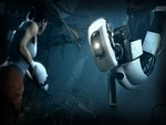 Chell's reunion with GLaDOS