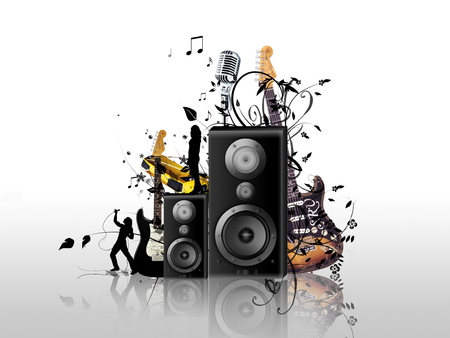Dj-ReMiX - Music & Entertainment Background Wallpapers on Desktop